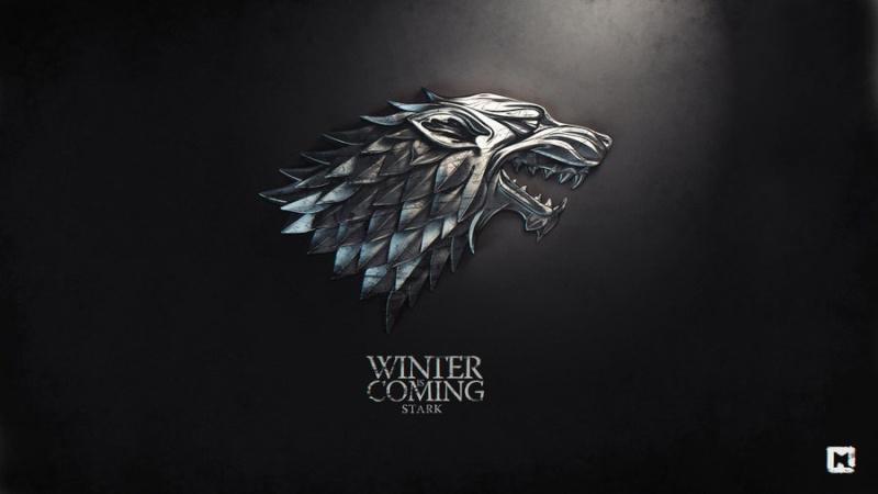 Winter is coming stark