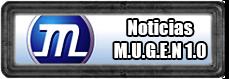 Noticias M.U.G.E.N Exclusivo 1.0