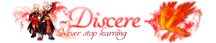 ~Discere~