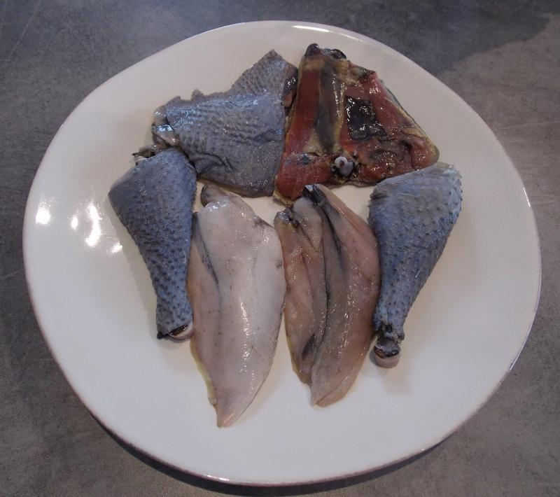 poule soie viande