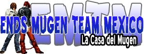 Ends Mugen Team Mexico