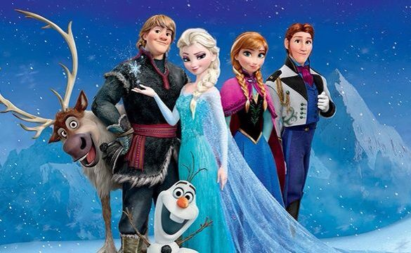 Quiz quel personnage de la reine des neiges tes vous - Personnages reine des neiges ...