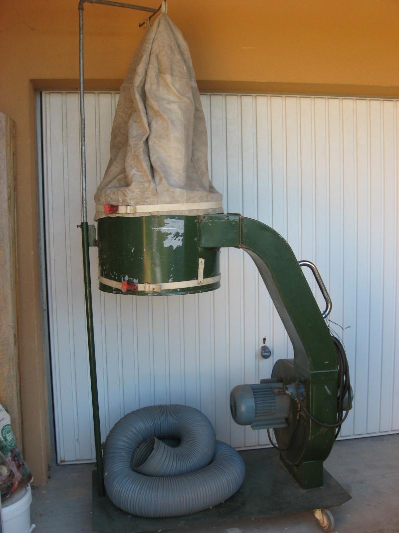 Quel aspirateur pour petites machines Kity ? copain des copeaux # Tuyau Aspiration Machine A Bois