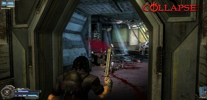 لعبة الاكشن والقتال الرهيبة Collapse