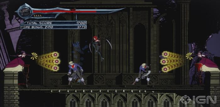 الاكشن والقتال الرهيبة BloodRayne
