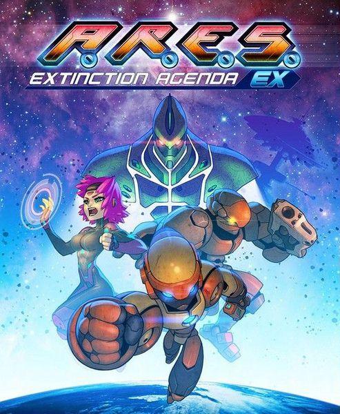 احدث العاب الاكشن والمغامرة الرهيبة A.R.E.S. Extinction Agenda EX 2014 Excellence