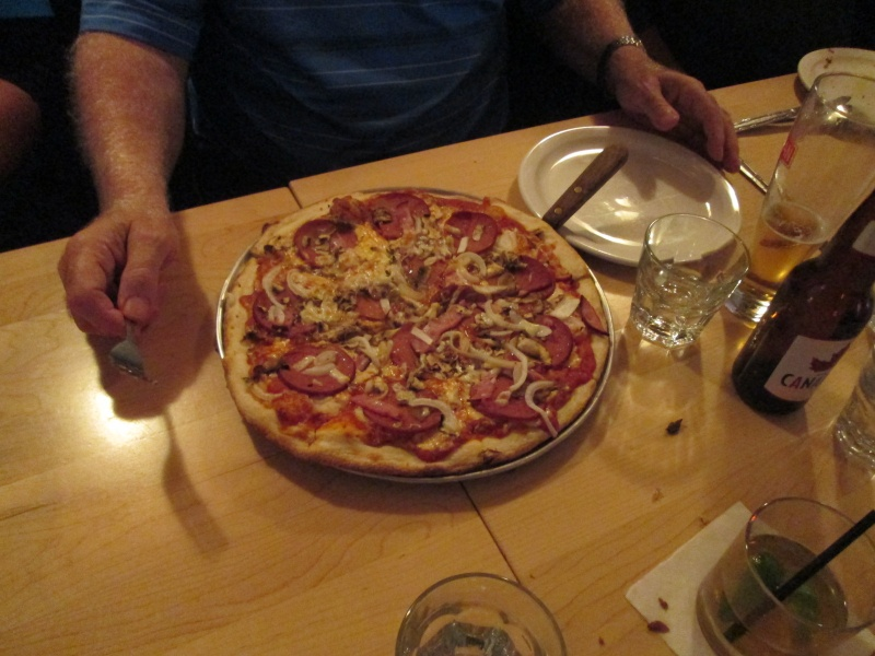 Pizza Update?