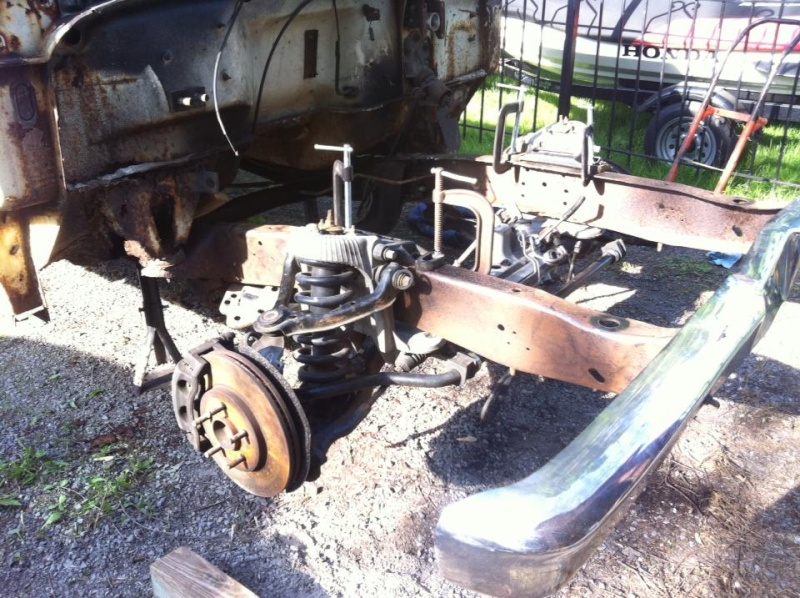 1966 Ford F100 Crown Vic Front Suspension.html | Autos Post
