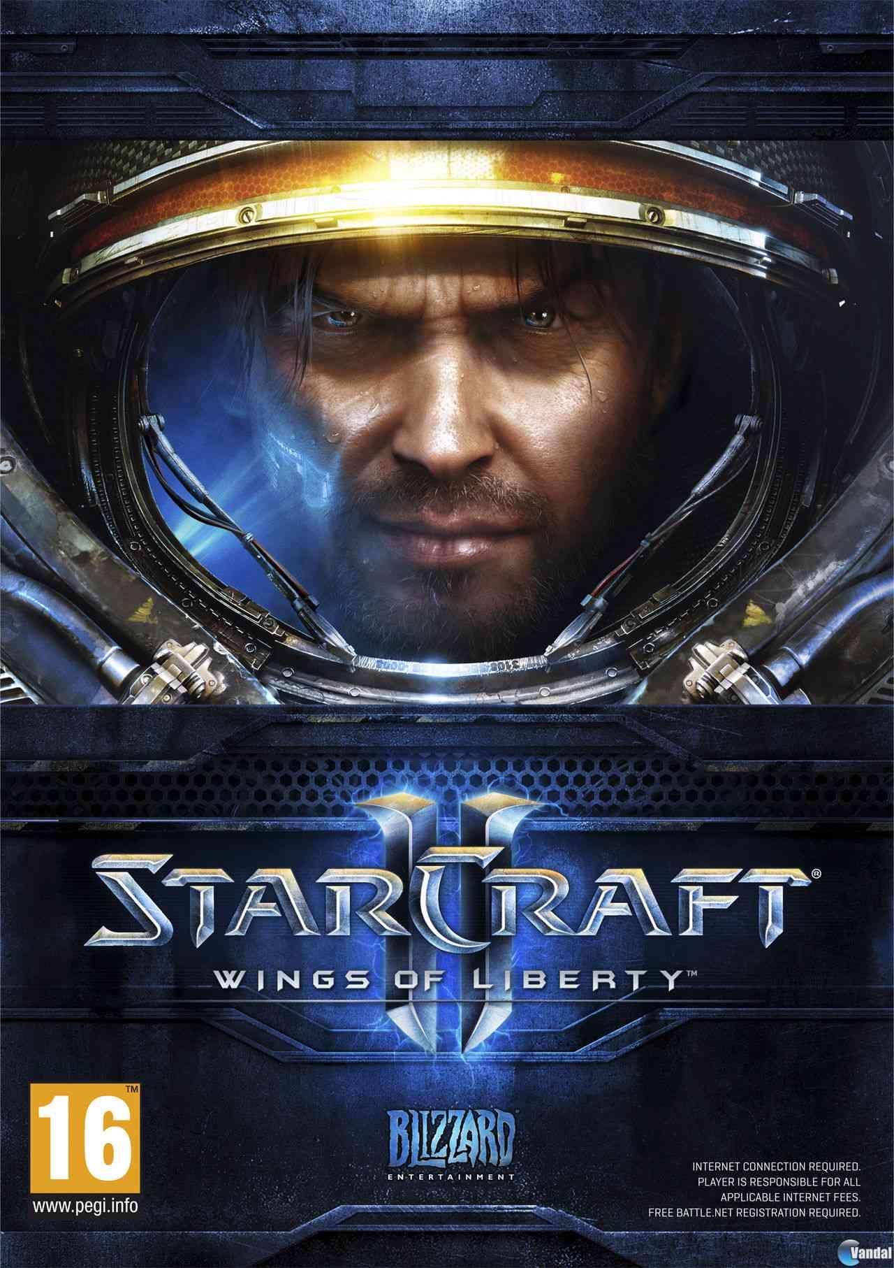 StarCraft II (PC Windows, Mac OS)