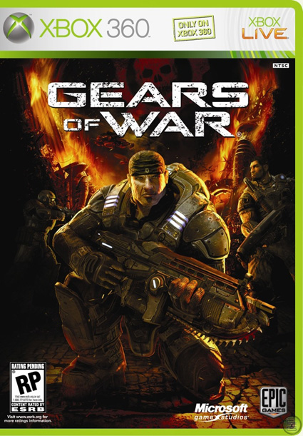 Gears of war serie (PC Windows, Xbox 360)