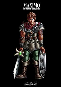 Maximo - Maximo vs army of Zin (PS2)