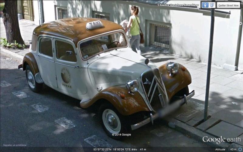 street view belles voitures monde page 39. Black Bedroom Furniture Sets. Home Design Ideas