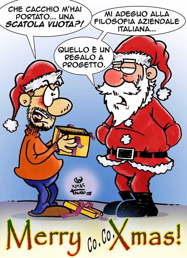 Buon natale con invest in gold 1972 fulvia coup for Messaggi divertenti di buon anno