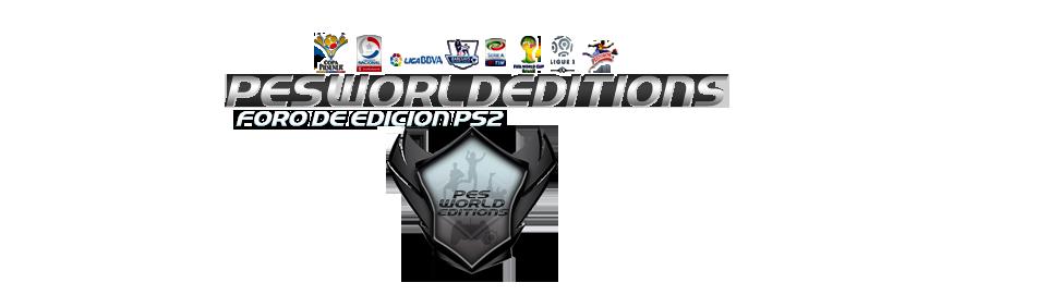 Pes World Edition - Foro Edición del Pes