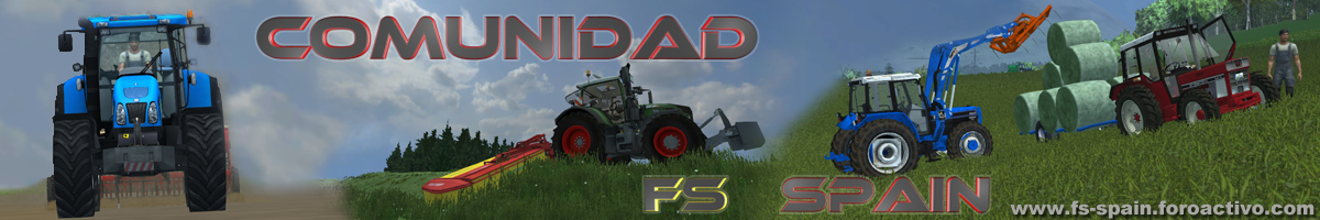Farming Simulator Spain