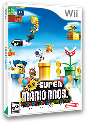 [Wii] DU Super Mario Bros. : Anniversary Edition