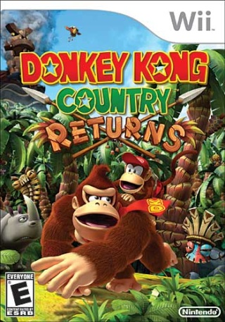 [Wii] Donkey Kong Country Returns