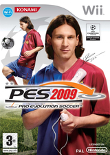 [WII] Pro Evolution Soccer 2009