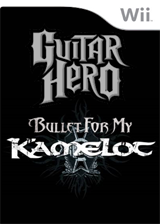 [WII] Guitar Hero III Custom: Bullet For Kamelot