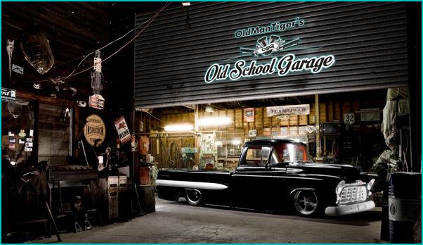 Osg Tiger S Old School Garage