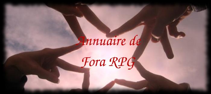 Forum RPG recommandés