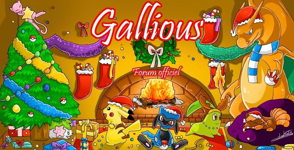 Forum officiel de Gallious