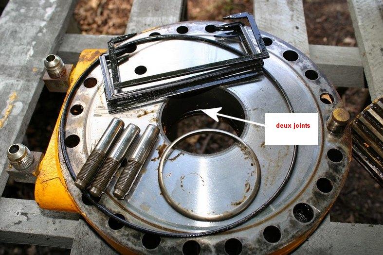 fuite etancheite moteur
