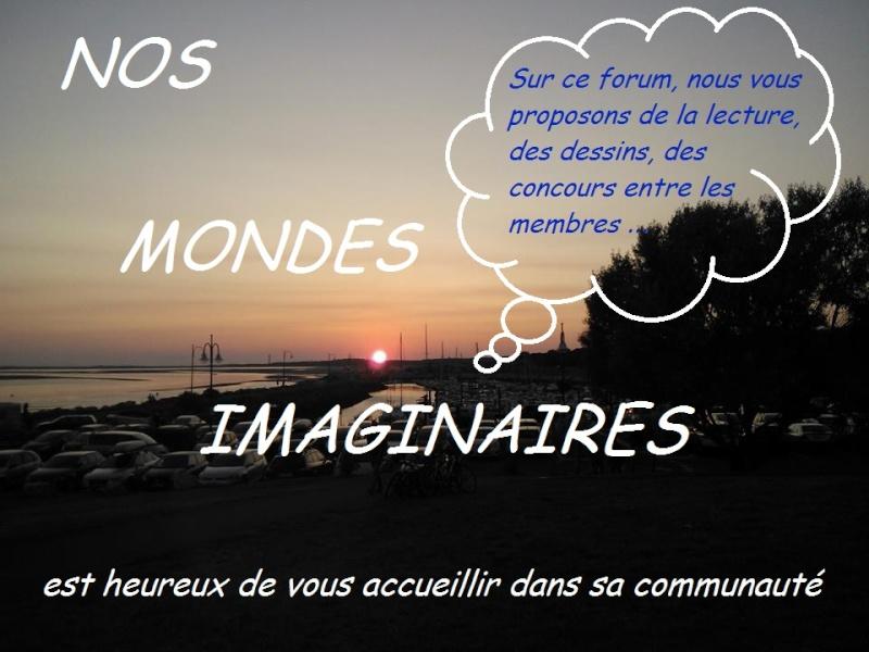 Nos Mondes Imaginaires