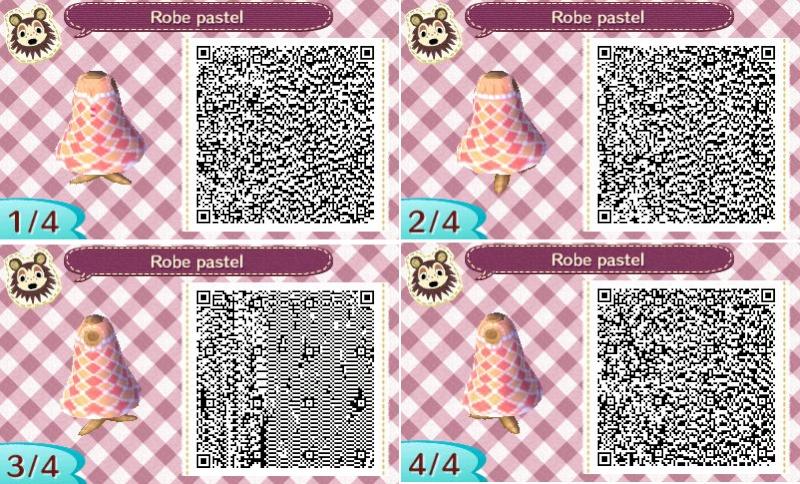 Dress m 225 s patrones de cruce de animales animal preferido c 243 digos qr