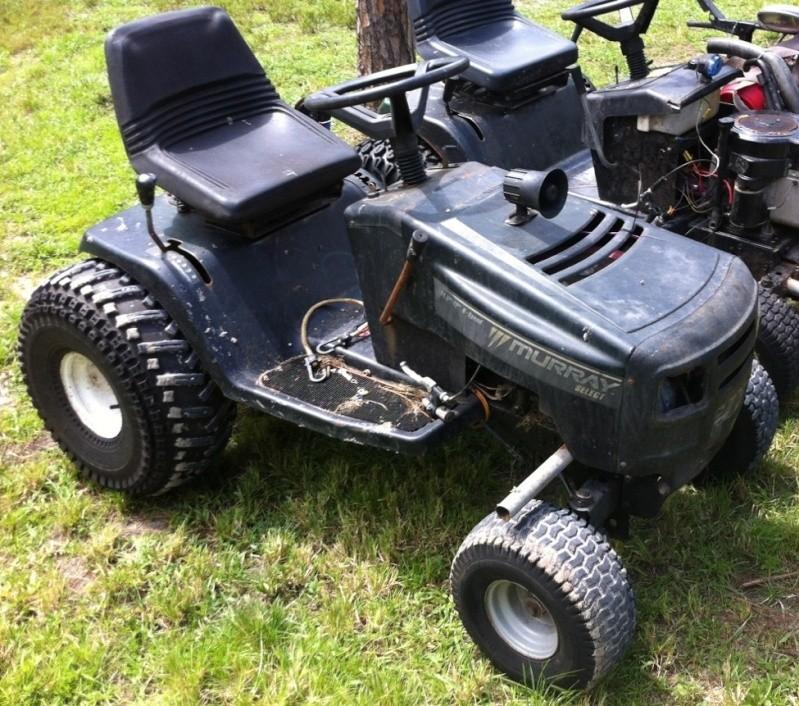 Lawn Mower Bumper : Murray select bumper ideas