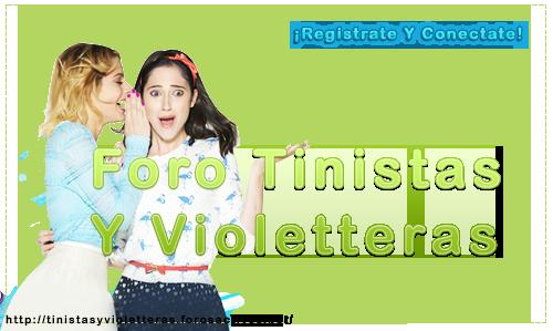 Tinistas y Violetteras
