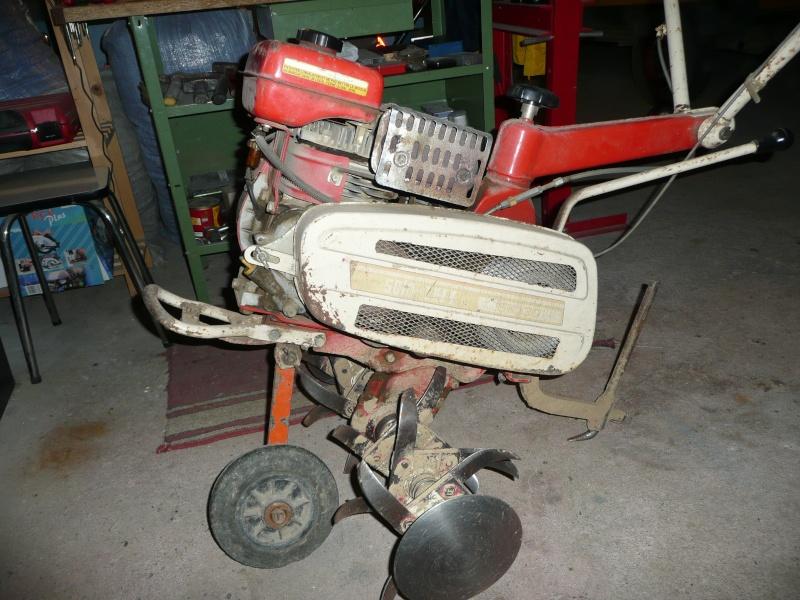 Restauration motobineuse solo ihi ged13r 2 - Le bon coin motoculteur ...