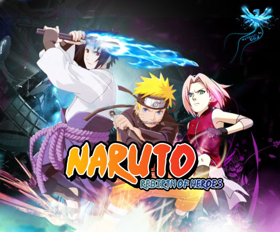 Naruto Rebirth Of Heroes