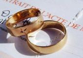 Mariages, Anniversaire de mariage