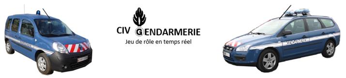 CIV gendarmerie