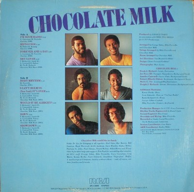 Chocolate Milk Hipnotism