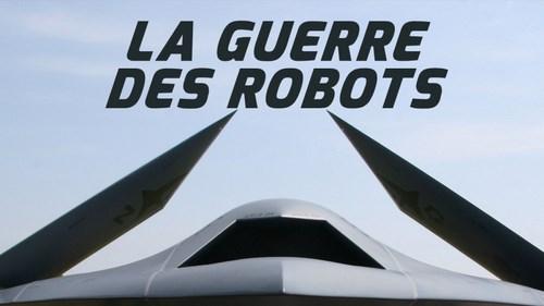 La guerre des robots affiche