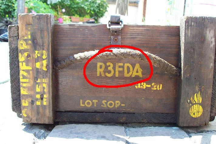 identifier les caisses de munitions de l 39 arm e am ricaine ww2. Black Bedroom Furniture Sets. Home Design Ideas