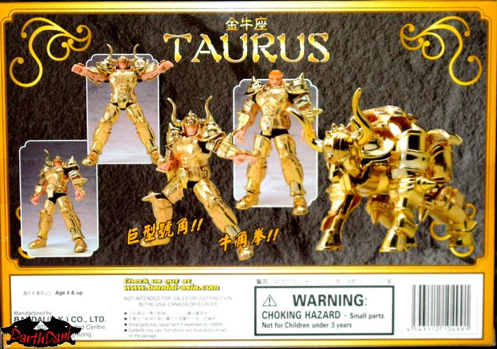Saint cloth series Taurus Aldebaran