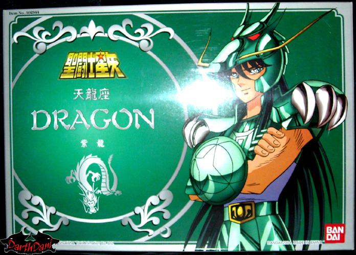 Saint Cloth Series Dragon Shiryu V1