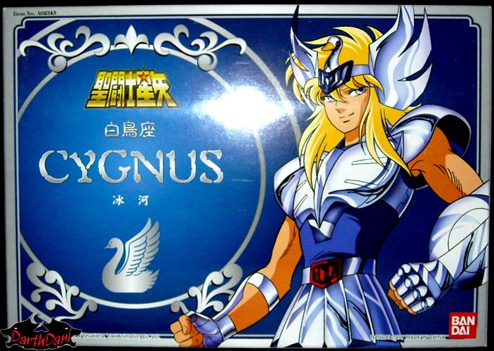Saint cloth series Cygnus Hyoga V1