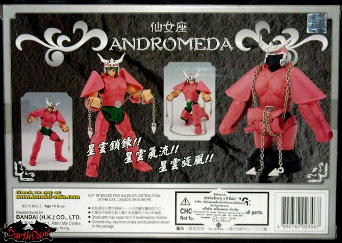 Saint Cloth Series Andromeda Shun V1
