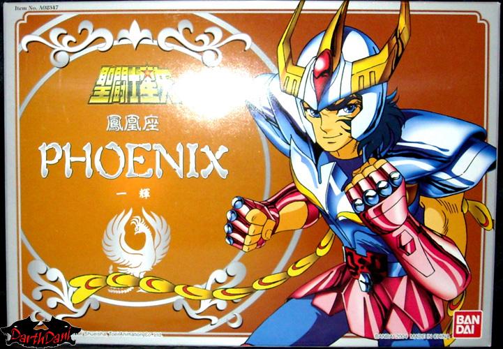 Saint Cloth Series Ikki di Phoenix V1