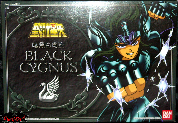 Saint cloth series Black Cygnus V1