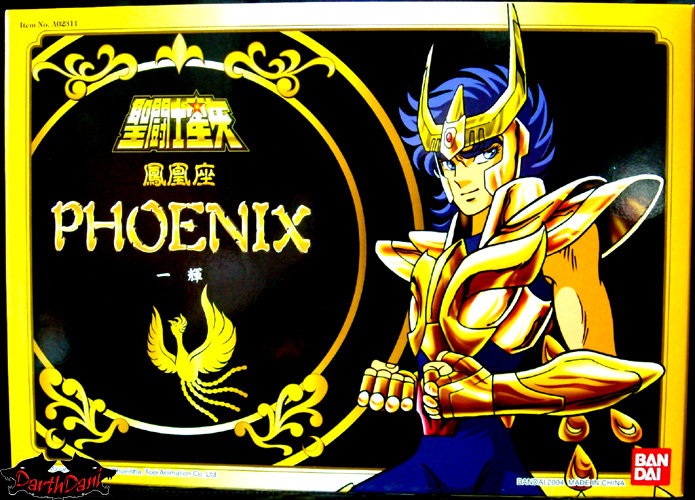 Saint Cloth Series Phoenix Ikki Gold V2