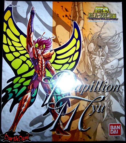 Saint cloth series Papillon Myu