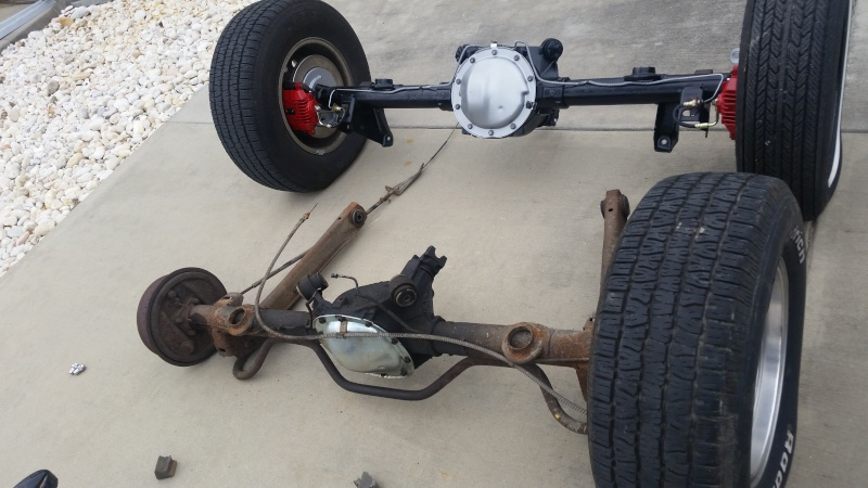 Oldsmobile 12 Bolt Rear End Identification – Billy Knight
