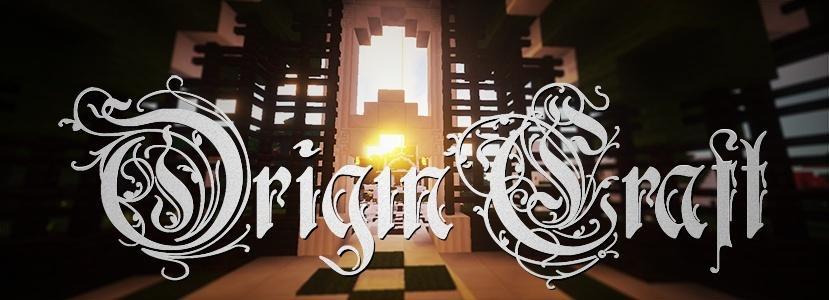 Serveur Minecraft OriginCraft