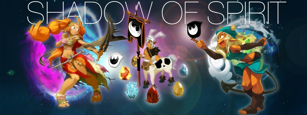 Shadow Of Spirit  (Guilde Dofus sur le serveur Ush )