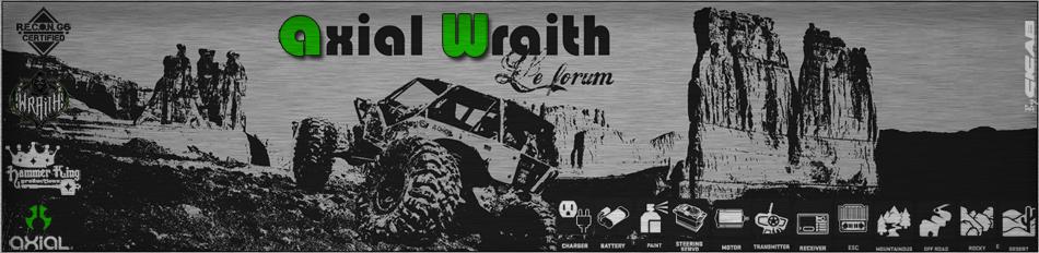 Axial Wraith le forum